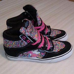 Punkrose shoes size 7.5 sneakers